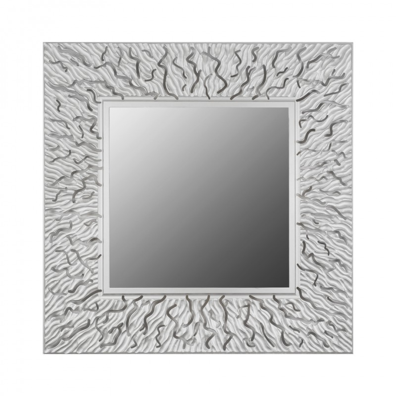 Зеркало Coral Qu Silver